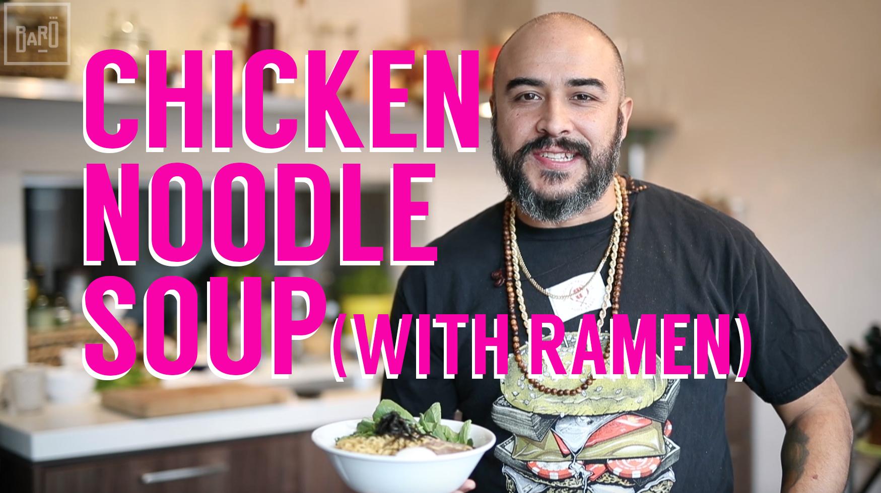 Chicken Noodle Soup Thumbnail
